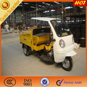China Exported Used Cargo Tricycle/ Piaggio Three Wheeler pictures & photos