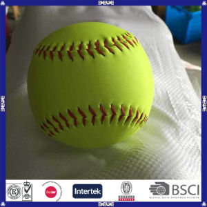 China Made Professional PU Leather Baseball pictures & photos