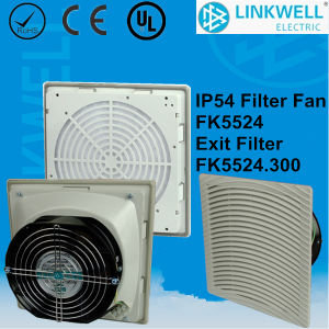 Axial Ventilation Fan with Filter (FK5524) pictures & photos