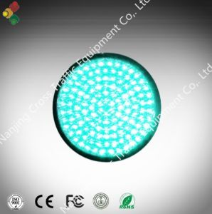 200mm Fresnel Lens Green Ball Traffic Signal Light Module