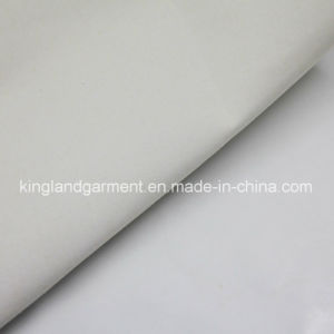 Polyester Wide Width Inherently Fire/Flame Retardant Fireproof White Voile pictures & photos
