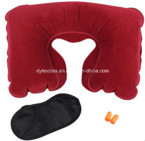 Wholesale U Shape Inflatable Neck Pillow Car Pillow pictures & photos