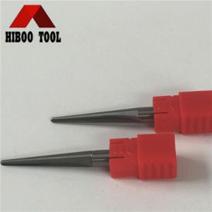 Carbide Straight Flute 2flutes Ball Nose Cutting Tool pictures & photos