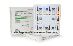 New Package Gluta Whitening and Lighting Gluthione Injection pictures & photos