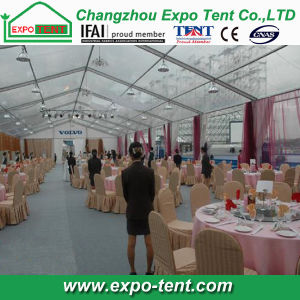 Aluminum Frame Event Tent with Clear Roof pictures & photos