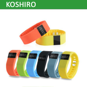 Smart Bracelets Calorie Pedometer Silicon Wrist Band pictures & photos
