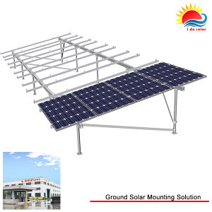 Solar Energy Ground Mounting System Bracket Product (SY0508) pictures & photos