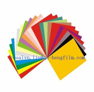 Rigid PVC Film Printed for Card Base