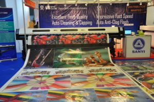 Large Format Eco Solvent Printer --- Sinocolor Sj-1260 pictures & photos