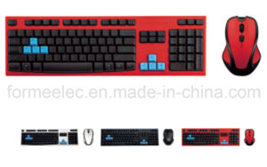 2.4GHz Wireless Keyboard Mouse Combo HK3930 pictures & photos