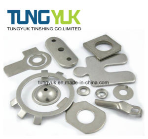 Factory Customized CNC Machining Stamping Spare Parts pictures & photos