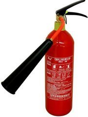 ABC Automatic Trolley Wheeled Dry Powder Fire Extinguisher pictures & photos