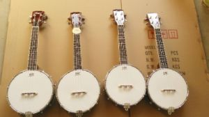 China Aiersi Brand Banjo Ukulele for Sale OEM ODM Wholesale Price pictures & photos