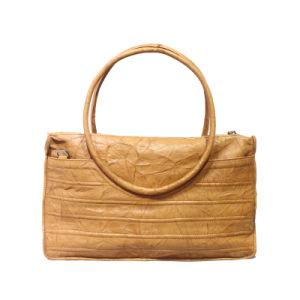 2015 New Chaodai Genuine Leathern Lady Handbag Business Shoudler Bags