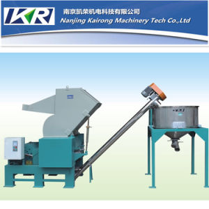 Mini Claw PP / PE Crusher Plastic Recycling Crushing Machine pictures & photos