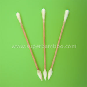3′ Bamboo Stick Cotton Bud for Medical Use (BPD22754)