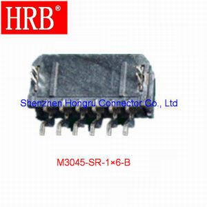 Hrb 3.0mm Pitch Wire to Board PCB Header pictures & photos