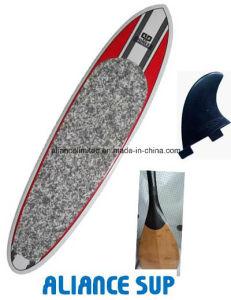 Airbrushed Fiberglass Surf Board