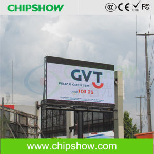 Chipshow P20 DIP Full Color Outdoor Large Digital Billboards pictures & photos