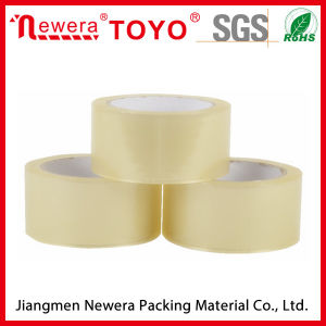 Top Quality Adhesion BOPP Transparent Adhesive Tape pictures & photos