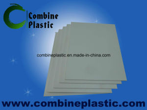 PVC Free Foam Sheet Better Flexibility Advertising Materials pictures & photos