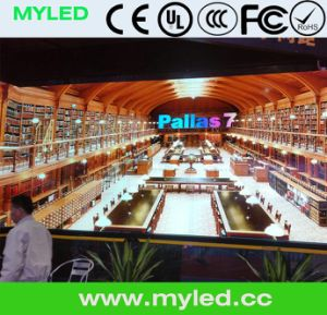 P1.2 Indoor Hanging Wall Installation Small Spacing LED Display Price pictures & photos