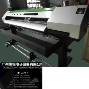 Large Format Eco Solvent Printer with Best Dx7 Dx5 Head