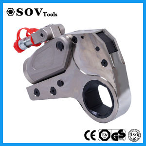 Hexagon Cassette Hydraulic Torque Adjustable Wrench (Al-Ti alloy) pictures & photos