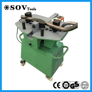 Multi-Functional Hydraulic Busbar Cutting Punching Bending Machine (SV16S Series) pictures & photos