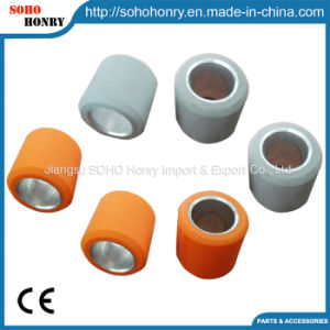 Textile Machinery Parts Rubber Cot for Spinning Machine Spare Parts