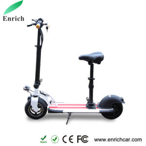 Six Colors Mini Folding Electric Scooter for Adult pictures & photos