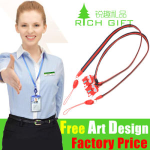 USA Canada Factory Direct Sale Custom Eco-Friendly Custom Lanyard pictures & photos