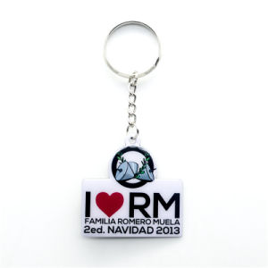 Wholesale Customized Fabric Key Ornament Ring Multifunctional Manufacture Only Online pictures & photos