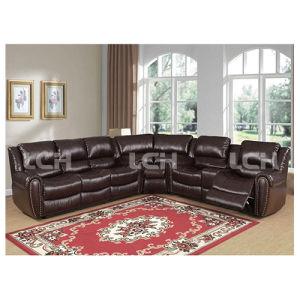 Modern Cheap PU Easy Sofa pictures & photos