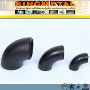 ASTM A234 Wpb Seamless Sch40 Carbon Steel Ms Elbow pictures & photos
