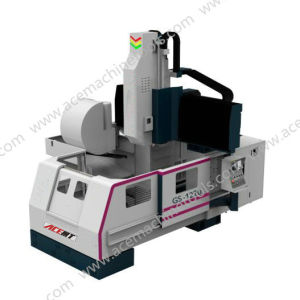 Double Columns CNC Milling Machine pictures & photos