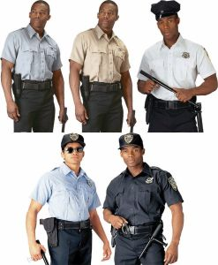 2016 Wholesale Custom Mens Police and Military Uniforms pictures & photos