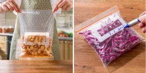 Keep Fresh Ziplock Bags pictures & photos
