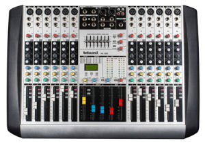 12 Channels Input Professional Audio Mixer Hx 12 pictures & photos