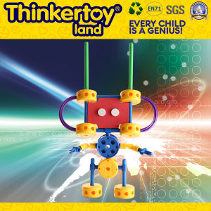 Plastic Toy DIY Product Building Block Toy pictures & photos