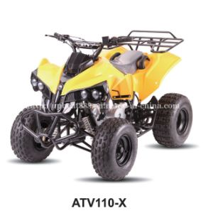 Upbeat 125cc ATV for Kids Motor Quad pictures & photos
