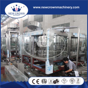 Cgf32-32-10 Aspetic Plastic Bottle Filling Machine for Sport Cap pictures & photos