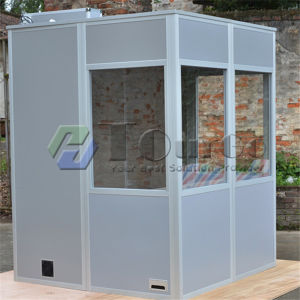 Portable Interpreter Booth