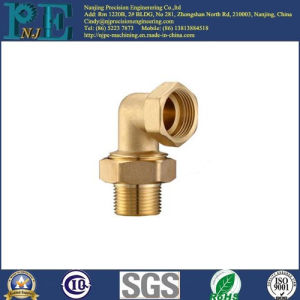 Customized Brass Casting Water Tube Valve pictures & photos