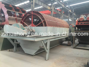 Sandstone Rotary Drum Sieve, Drum Screen Mineral separator pictures & photos