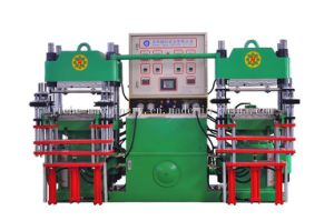 Rubber Silicone Vulcanizng Press for Rubber O-Rings Made in China pictures & photos