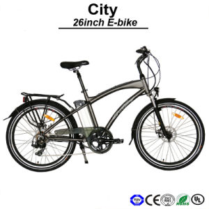 High Speed Mountain E Bike Electric Bicycle 26inch Electric Bike pictures & photos