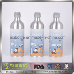 Aluminum 330ml Beer Bottle Costume pictures & photos