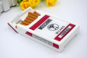 Mobile Phone Accessories Silicon Cigarette Case for iPhone 7g 7plus Cell Phone Case (XSFW-2016070401) pictures & photos