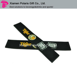 Perionalized Tiger Beer Bar Runner for Cup pictures & photos